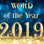 Word for the Year Ahead!