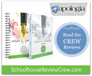 Writers in Residence Crew Reviews