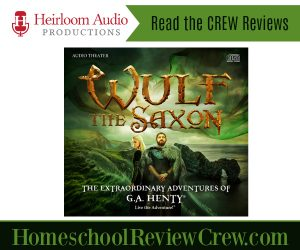 Wulf the Saxon {Heirloom Audio Productions Reviews}