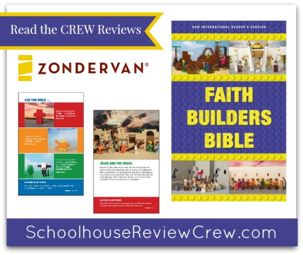Zondervan Kidz Faith Builders Bible Reviews 2