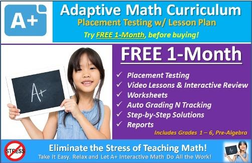 Adaptive Math