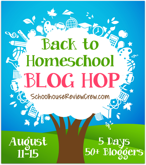 Back to Homeschool Blog Hop
