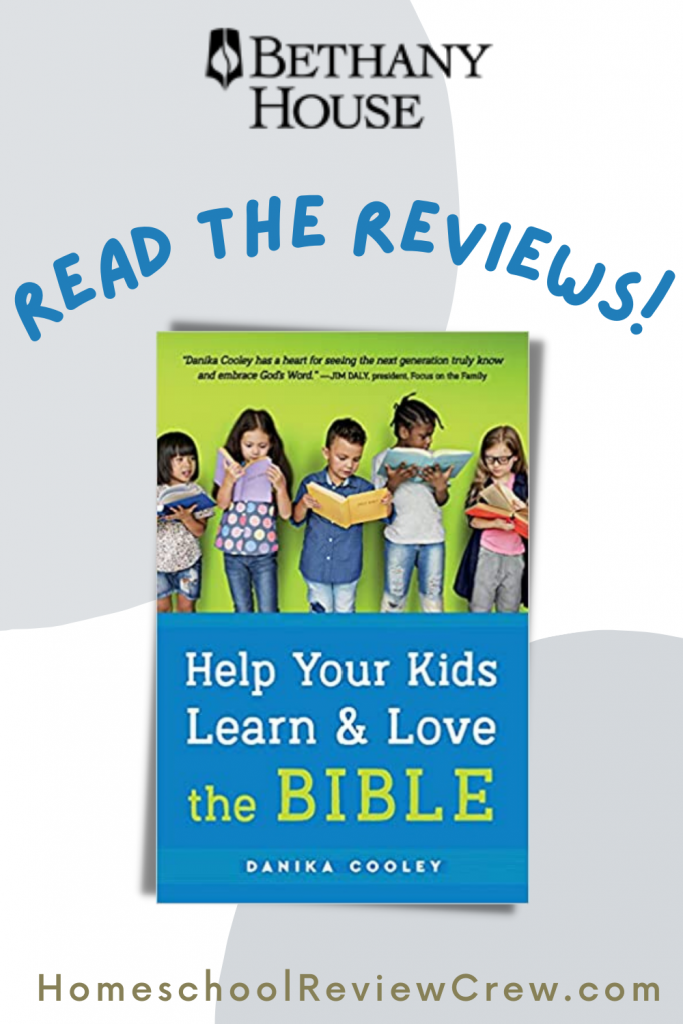 Help Your Kids Learn and Love the Bible