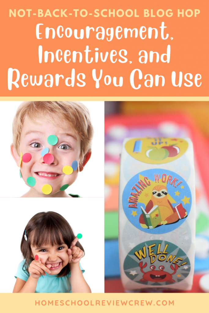 Encouragement, Incentives, and Rewards You Can Use