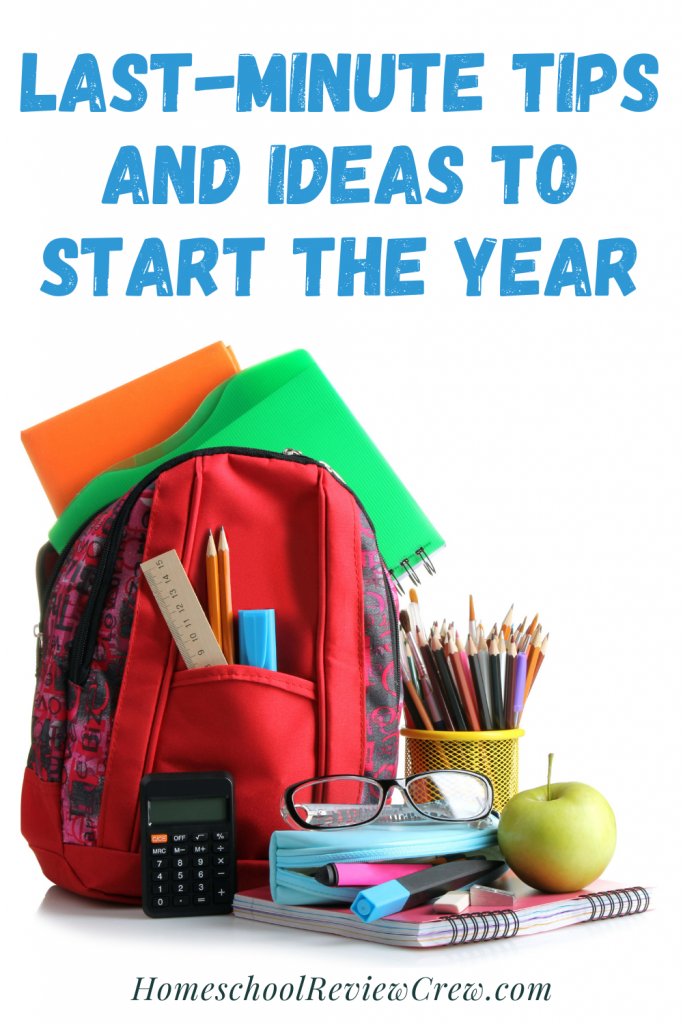 Last Minute Tips and Ideas to Start the New Year
