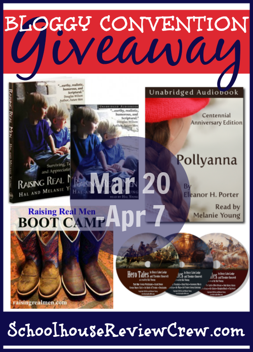 bloggy giveaway hal & melanie young