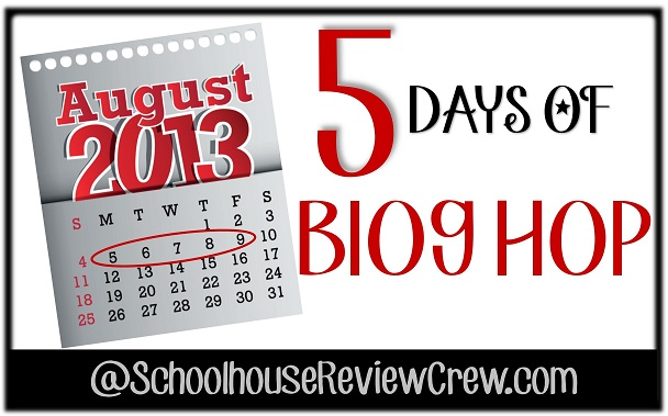 Summer Blog Hop ~ August 5-9 ~ 90 bloggers!