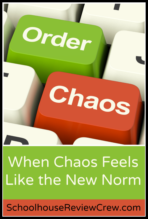 When Chaos Feels Like the New Norm
