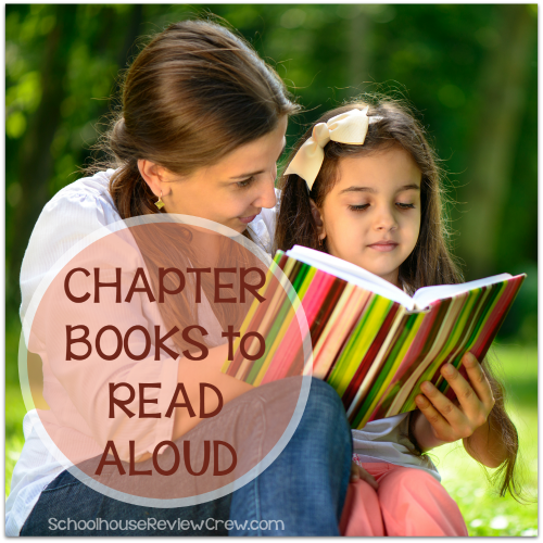 Chapter Books to Read Aloud