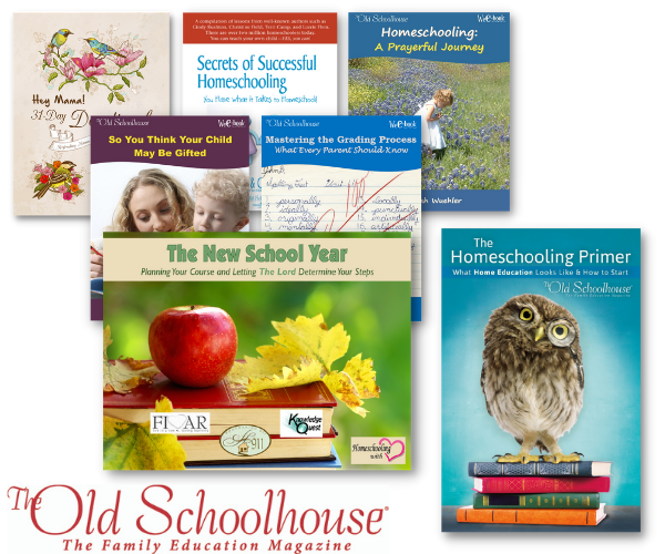 Considering Homeschooling Info-Pak @ HomeschoolReviewCrew.com