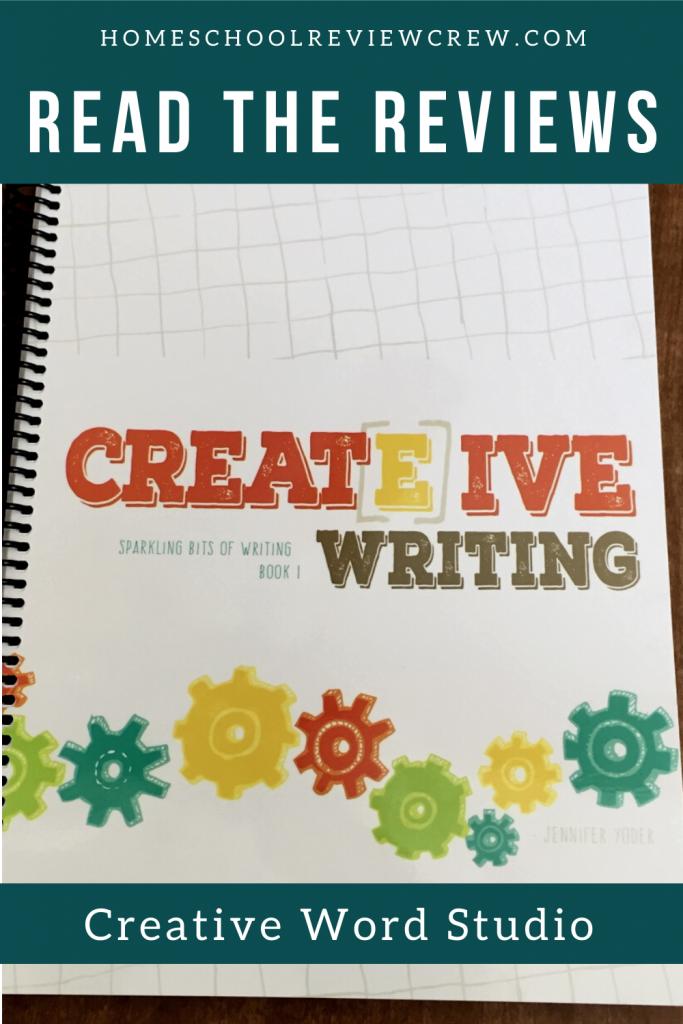 Creative Word Studio Reviews - Creative Writing Curriculum @ HomeschoolReviewCrew.com