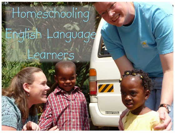 Homeschooling English Language Learners