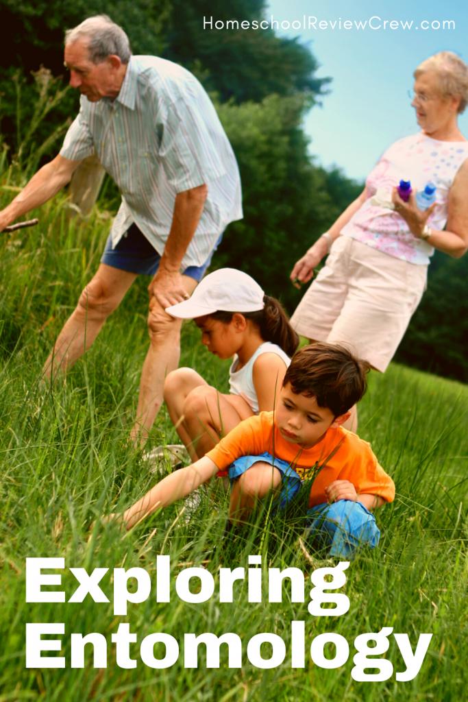 Exploring Entomology in Your Homeschool @ HomeschoolReviewCrew.com