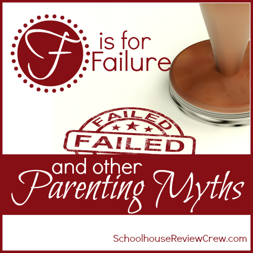 failure parenting myths