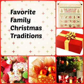 favorite family Christmas Traditions