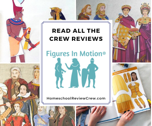 Figures in Motion at Homeschool Review Crew