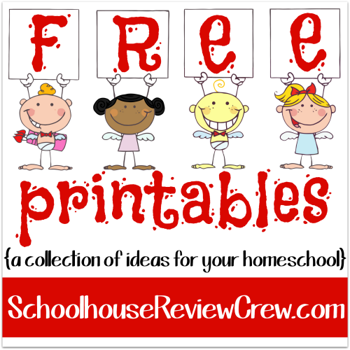 Free Printables Round-Up