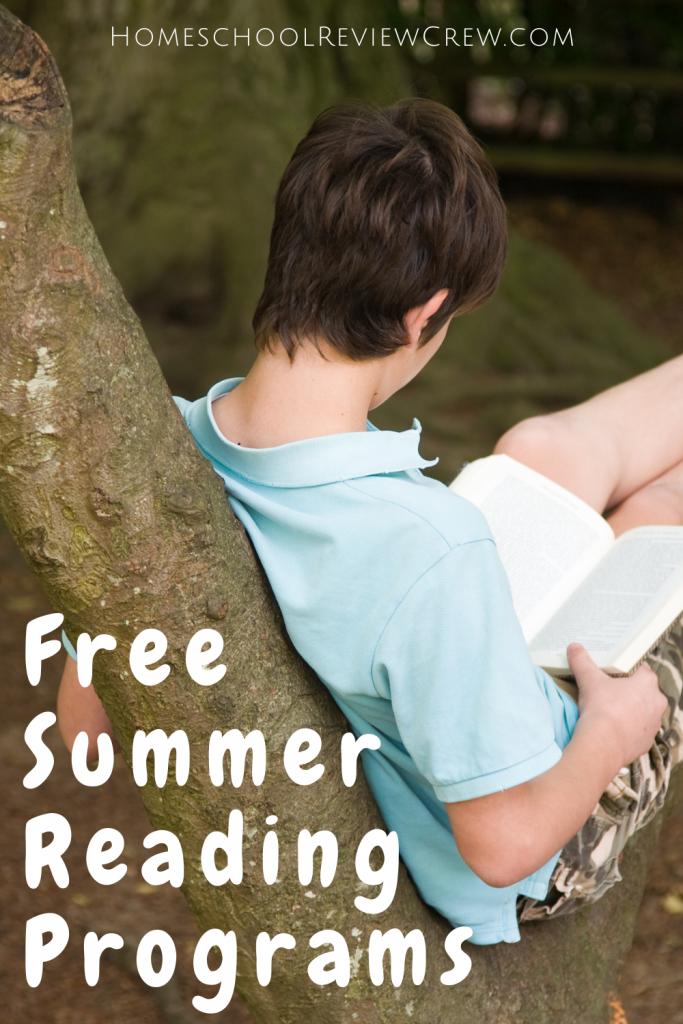 Free Summer Reading Programs @ HomeschoolReviewCrew.com