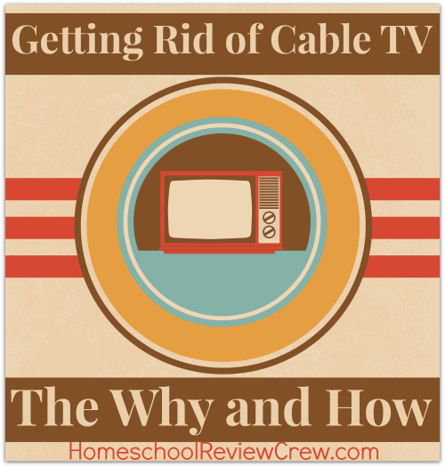 getting rid of tv