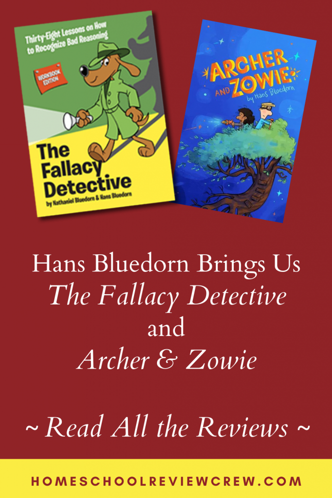Learn Logic with The Fallacy Detective
