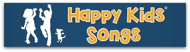 happy kids songs logo