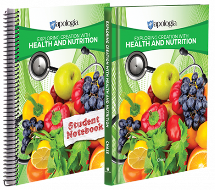 Apologia Exploring Health and Nutrition