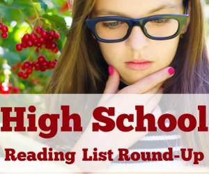 high school grades reading list