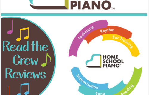 homeschool piano review