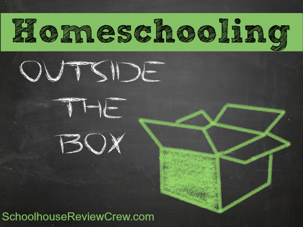 homeschooling outside the box