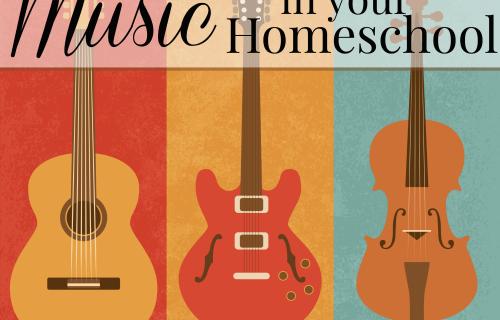 music in your homeschool