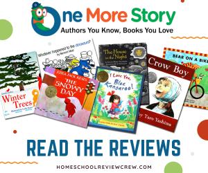 One More Story Read Aloud Books Reviews @ HomeschoolReviewCrew.com