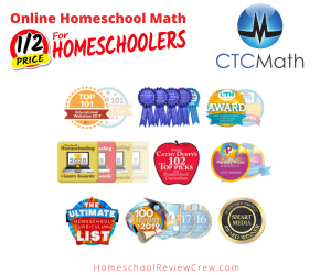 Online Homeschool Math with CTCMath.