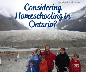 Considering Homeschooling in Ontario?