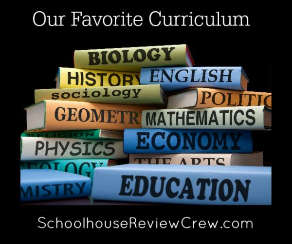 our Favorite Curriculum