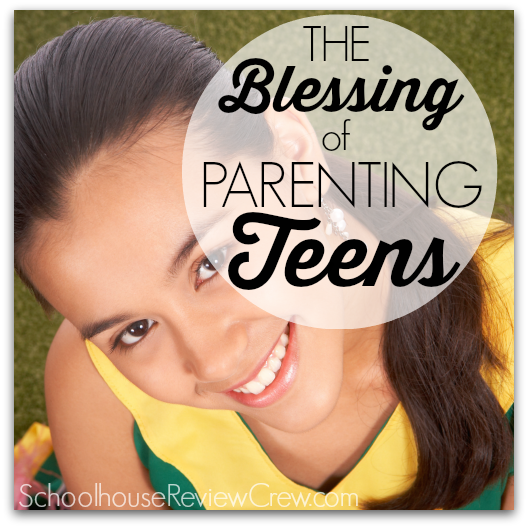 Parenting Teens: It's a Blessing Not a Trial