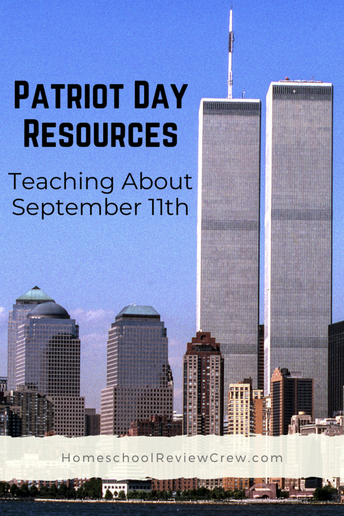 Patriot Day Resources: Teaching about September 11th