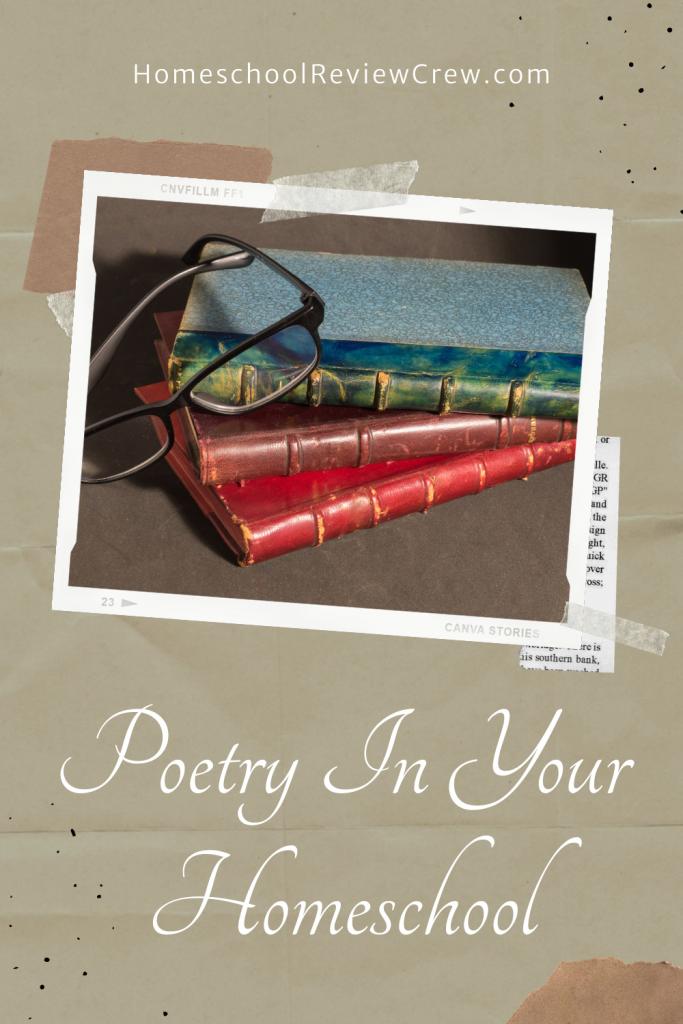 Poetry In Your Homeschool at HomeschoolReviewCrew.com