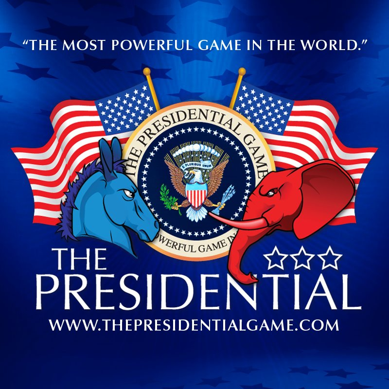 Play to win the most powerful job in the world! (The Presidential Game Review)