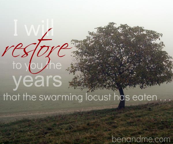 restore 2014 locust