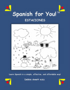 Theme-based Spanish Instruction for Grades 3-8 (Spanish for You Review)