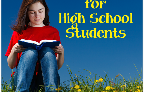 summer reading high school students
