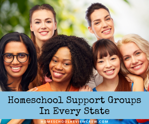 Homeschool Support Groups in Every State @ HomeschoolReviewCrew.com