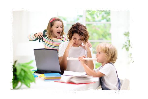 Tips for Surviving the Tough Homeschool Days