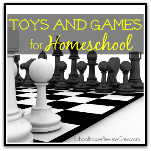 Toys and Games for Homeschool