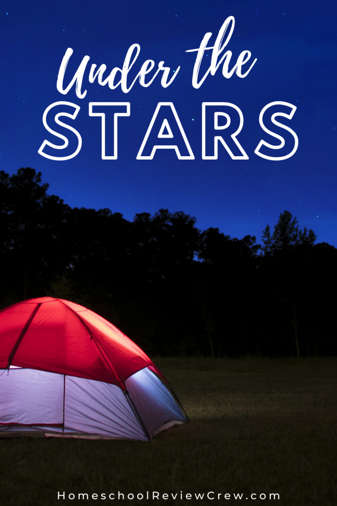 Under the Stars July Social Media Challenge