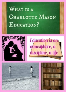 What Is a Charlotte Mason Education?
