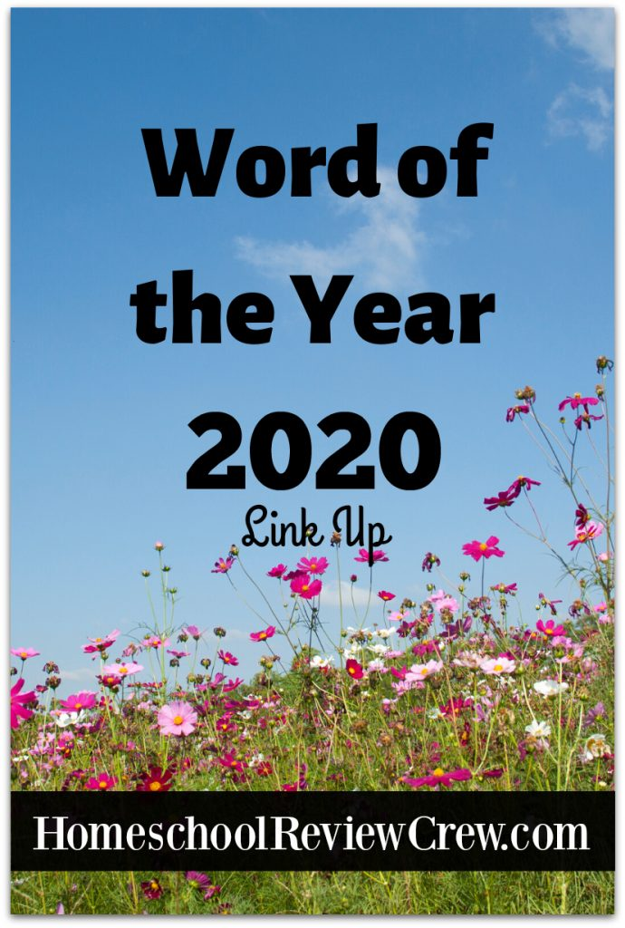 Word of the Year 2020 Link UP