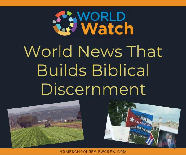 World News That Builds Biblical Discernment