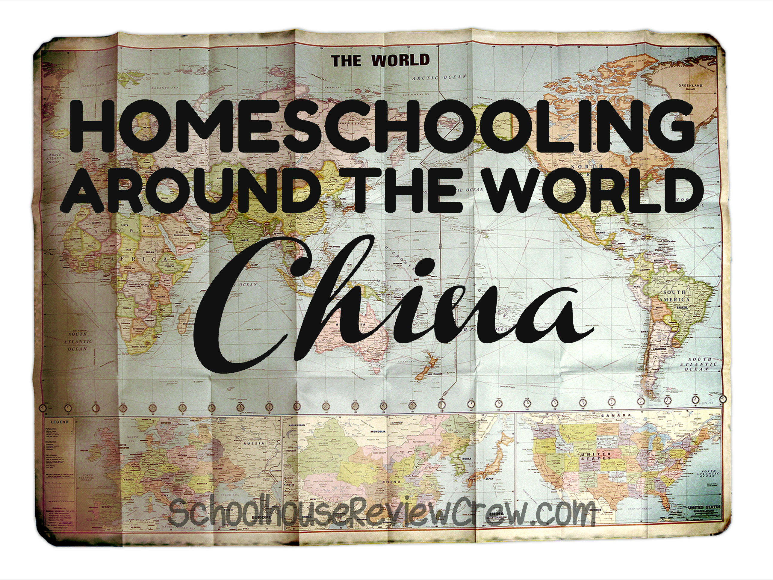 Homeschooling on the Other Side of the Earth