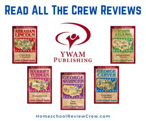YWAM Publishing Reviews @ HomeschoolReviewCrew.com